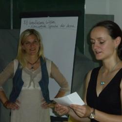 """Schulinterne Fortbildung zum Thema """"Körpersprache"""""""