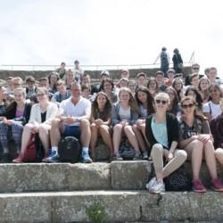 Studienfahrt nach Rom