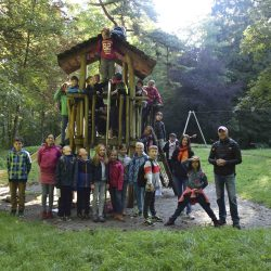 Wandertage für die Klassen 5 – Einander kennen lernen und zusammenwachsen